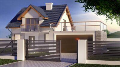 Jak dobrać kolor ogrodzenia panelowego?