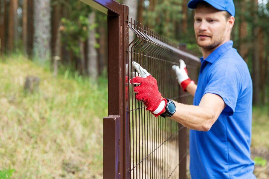 Montaż ogrodzenia panelowego - przewodnik