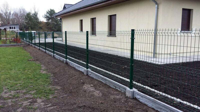 Cennik ogrodzeń panelowych