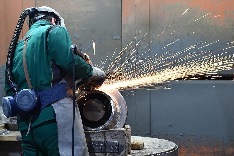 Wytwórnia elementów stalowych