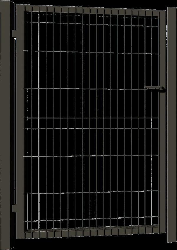 Furtki panelowe 2D