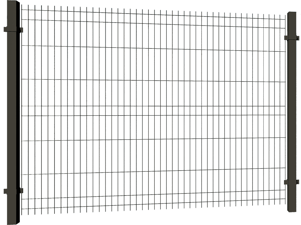 ogrodzenia panelowe 2d